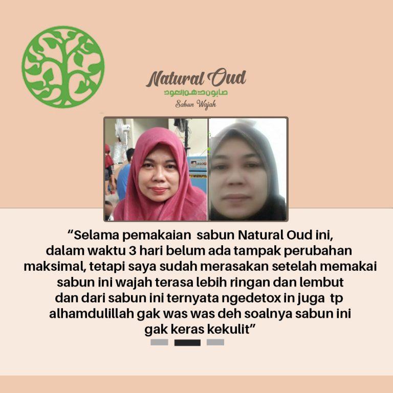 Testimoni Natural Oud 7